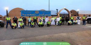 جمعية سفراء التطوع تواصل توزيع السلال الغذائية على المستحقين