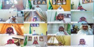 سمو أمير الجوف يستعرض خطط لجنة الطوارئ للمرحلة القادمة