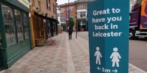 بريطانيا تعزل مدينة ليستر بعد تفشٍّ فيروس كورونا