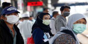 1385 إصابة جديدة بفيروس كورونا و58 وفاة في اندونيسيا