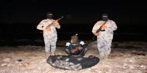 حرس حدود منطقة تبوك يحبط محاولة تهريب 280 ألف حبة كبتاجون  ونحو سبعة كيلوجرامات من مادة الأفيون المخدر