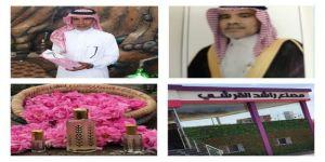مسيرة الشيخ راشد القرشي مع الورد الطائفي