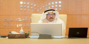 وزير التعليم يؤكد استعداد وزارتة لإستقبال العام الدراسي الجديد