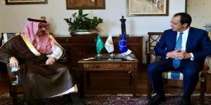 وزير الخارجية السعودي يقوم بزيارة رسمية لجمهورية قبرص