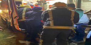 الدفاع المدني بأبها يباشر حادت لسقوط شخص من فوق كوبرى حي السامر