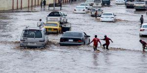 إرتفاع أعداد المتضررين من الأمطار والسيول في السودان