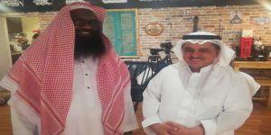 بحضور عدد من مثقفي الطائف .. الخضري يستضيف الشيخ الكلباني