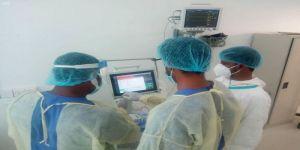 مركز الملك سلمان للإغاثة يعزز قدرات مستشفى الحياة العام بحضرموت لمواجهة تفشي فيروس كورونا