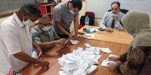 انتهاء التصويت وبدء أعمال فرز جولة الإعادة بانتخابات مجلس الشيوخ المصري