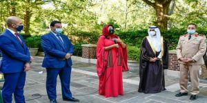 سفارة المملكة بالولايات المتحدة تقيم احتفالا بمناسبة اليوم الوطني الـ 90