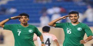 الأخضر الشاب يتغلب على البحرين ودياً تحضيراً لكأس آسيا