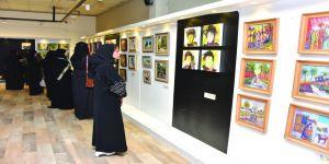 معرض 30 في 30 الفني بثقافة الدمام يستقبل 1260 عملًا فنيًا