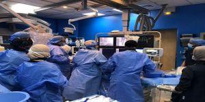 مستشفى الملك فهد التخصصي بتبوك يجري عملية استبدال صمام لمريضة سبعينية