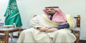 الأمير فيصل بن خالد بن سلطان يستقبل رئيس كتابة العدل في الحدود الشمالية