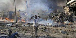 مقتل 5 من الشرطة الصومالية في انفجار بضواحي مقديشو