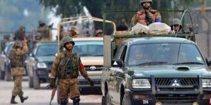 الأمن الباكستاني يعتقل خمسة إرهابيين من مدينة كراتشي