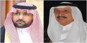 أمير جازان ونائبه يعزّيان شيخ شمل آل قراد في وفاة شقيقه