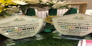 تعليم مكة يكرم فرق الروبوت الحاصلة على المركز الأول في مسابقة الأولمبياد العالمي للروبوت wro