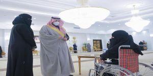 فيصل بن خالد يستقبل عدداً من الأشخاص ذوي الإعاقة بمناسبة اليوم الدولي للإعاقة
