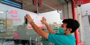 إغلاق 49 منشأة نسائية في المنطقة الشرقية  ومصادرة ١٠٥١ بضائع وأدوات مخالفة
