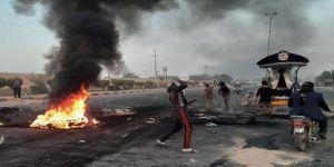 قتلى وجرحى في إنفجار مقذوف مخلفات حربية بالنجف العراقية