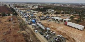 قلق أممي تجاه أوضاع 2,2 مليون نازح في الداخل السوري