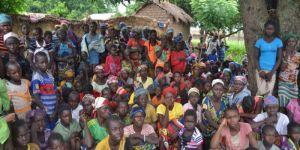المفوضية الأممية تؤكد إرتفاع أعداد النازحين في جمهورية أفريقيا الوسطي