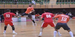 الخليج ومضر إلى نهائي كأس الأمير سلطان بن فهد لكرة اليد