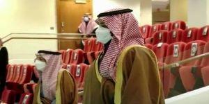 نيابة عن خادم الحرمين الشريفين .. ولي العهد يرعى حفل سباق كأس السعودية في نسخته الثانية