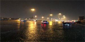 الأرصاد ينبه بهطول أمطار رعدية على عدد من محافظات مكة
