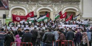 تونس تؤكد دعمها للمطالب الثابتة والمشروعة للشعب الفلسطيني