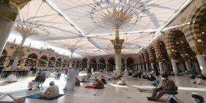 الحصوة: شاهدا على ارتباط المسجد النبوي بالحياة الاجتماعية