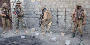 باكستان تصرع إرهابيين من عناصر حركة طالبان في مقاطعة وزيرستان