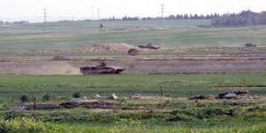 الإحتلال يستهدف الفلسطينيين المزارعين في شرق ووسط غزة