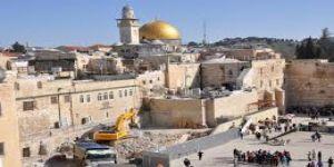 القدس تطالب بالتحرك العاجل لوقف الاحتلال في القدس الشرقية