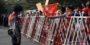 فرض عقوبات على كيانين مرتبطين بقادة الانقلاب العسكري في ميانمار