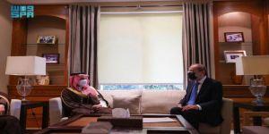 وزير خارجية الأردن يستقبل نظيره السعودي ويتسلم رسالة خادم الحرمين الشريفين لملك الأردن