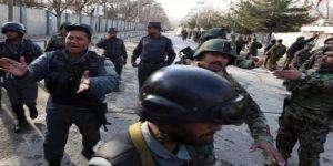مقتل وإصابة عناصر من الشرطة الأفغانية في هجوم إرهابي مسلح بكابول