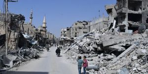 المتحدة تؤكد دعم منظمة حظر الأسلحة الكيميائية وبعثة تقصي الحقائق في سوريا