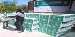 مركز الملك سلمان يوزع 1.420 سلة غذائية رمضانية في الضفة الغربية وقطاع غزة