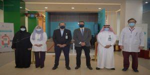 تجمع مكة المكرمة الصحي يطلق مشروع العيادات المتنقلة لتعزيز الصحة
