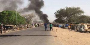 مظاهرات لاحزاب معارضه ومنظمات مدنية تشادية تقتل 6 أشخاص