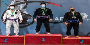 اختتام بطولة الرجال الرمضانية للجوجيتسو بالرياض