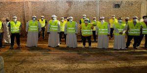 250 متطوعاً بالعاصمة المقدسة يشاركون في طلاء 160 مبنىً سكنياً