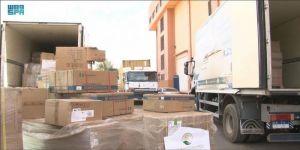 تسليم مساعدات طبية لوزارة الصحة السودانية لمكافحة فيروس كورونا