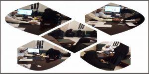 جمعية اصدقاء الشيخوخة بمنطقة مكة توزع بطاقات شرائيه لمستفيدين من الجمعية