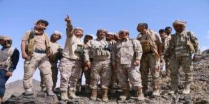 القوات المسلحة اليمنية تثمن الإسناد المتواصل من قبل تحالف دعم الشرعية