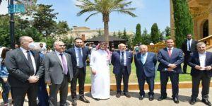 وفود رسمية وشعبية لبنانية تزور سفير المملكة لدى لبنان مستنكرة ما تضمنته تصريحات الوزير شربل