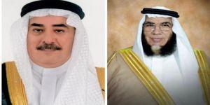شيخ قبائل جر الأحمري بالقنفذة يقدم واجب العزاء في وفاة رجل الأعمال عبدالله الأحمري