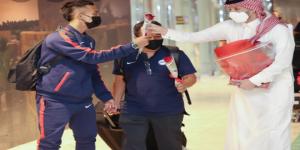 بعثة سنغافورة تصل الرياض للمشاركة في تصفيات كأس العالم